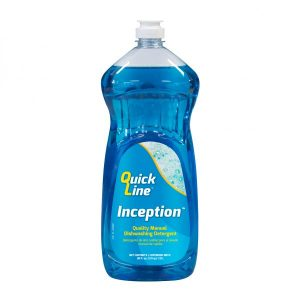 Dishwashing Detergent Best Quality  Quickline – Inception – box of 8/38oz