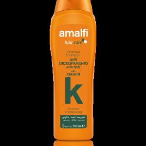 Keratin shampoo anti-frizz Amalfi