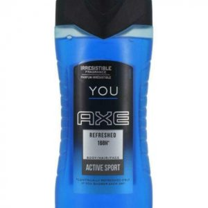 AXE You Refreshed 168H Active Sport Body Wash 250 ml
